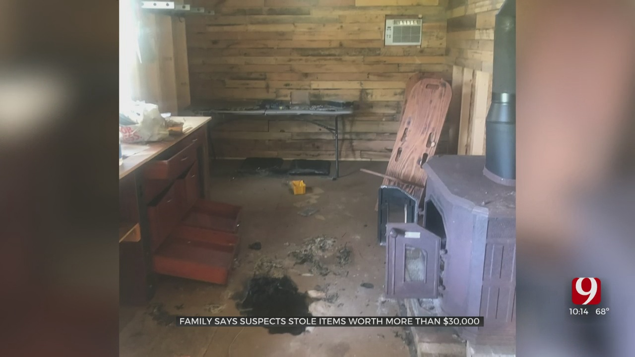 Thieves Steal 30K In Items From Seminole Co. Property, Attempt To Set Fire
