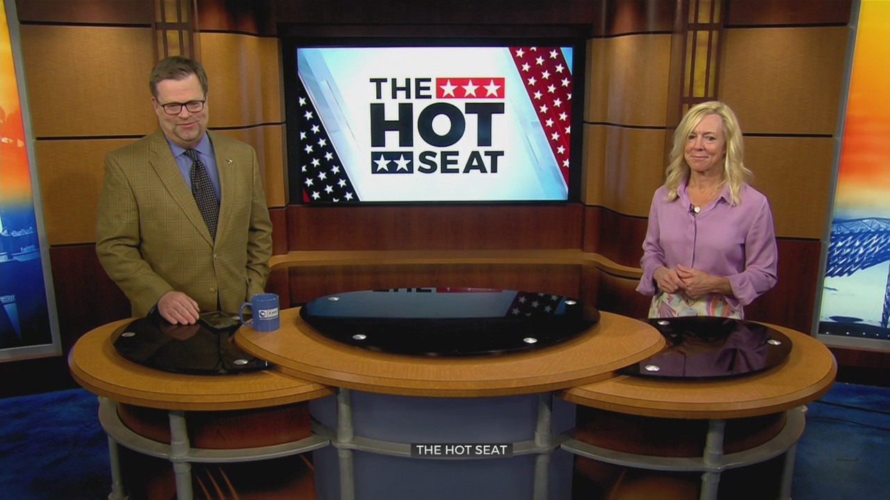 The Hot Seat: