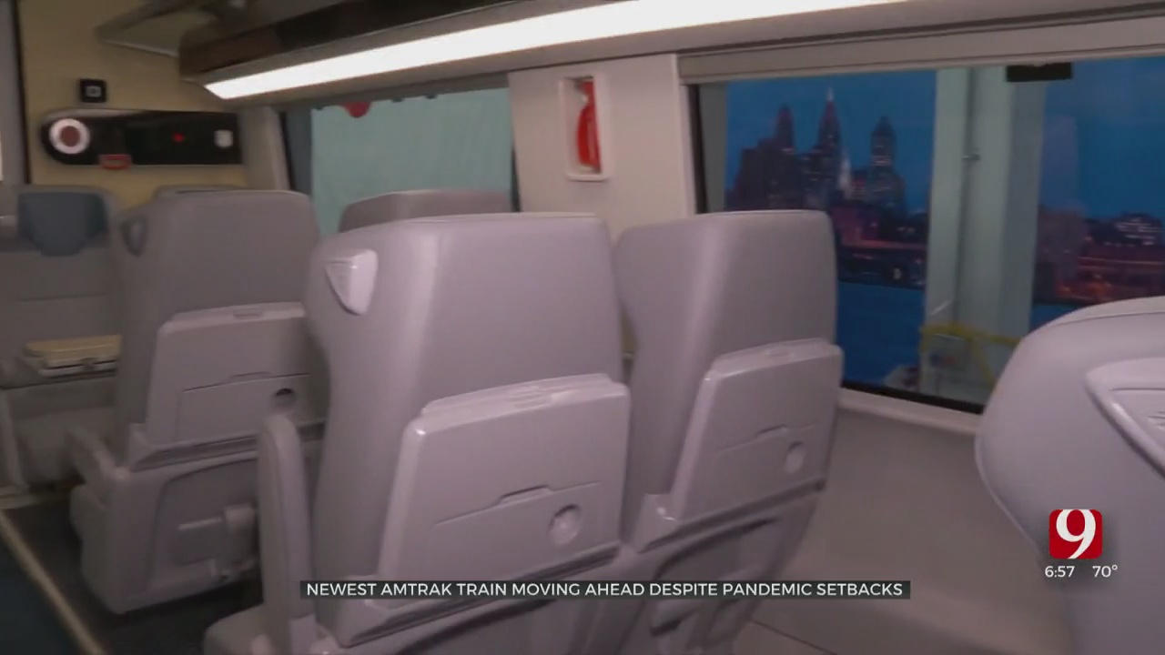Amtrak Unveils America's Fastest Train