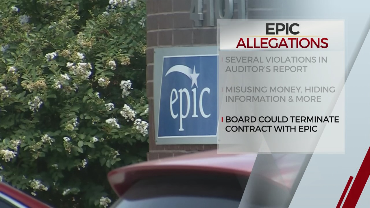 State Virtual Charter School Board To Hold Hearing For Possible Termination Of Epic Contract