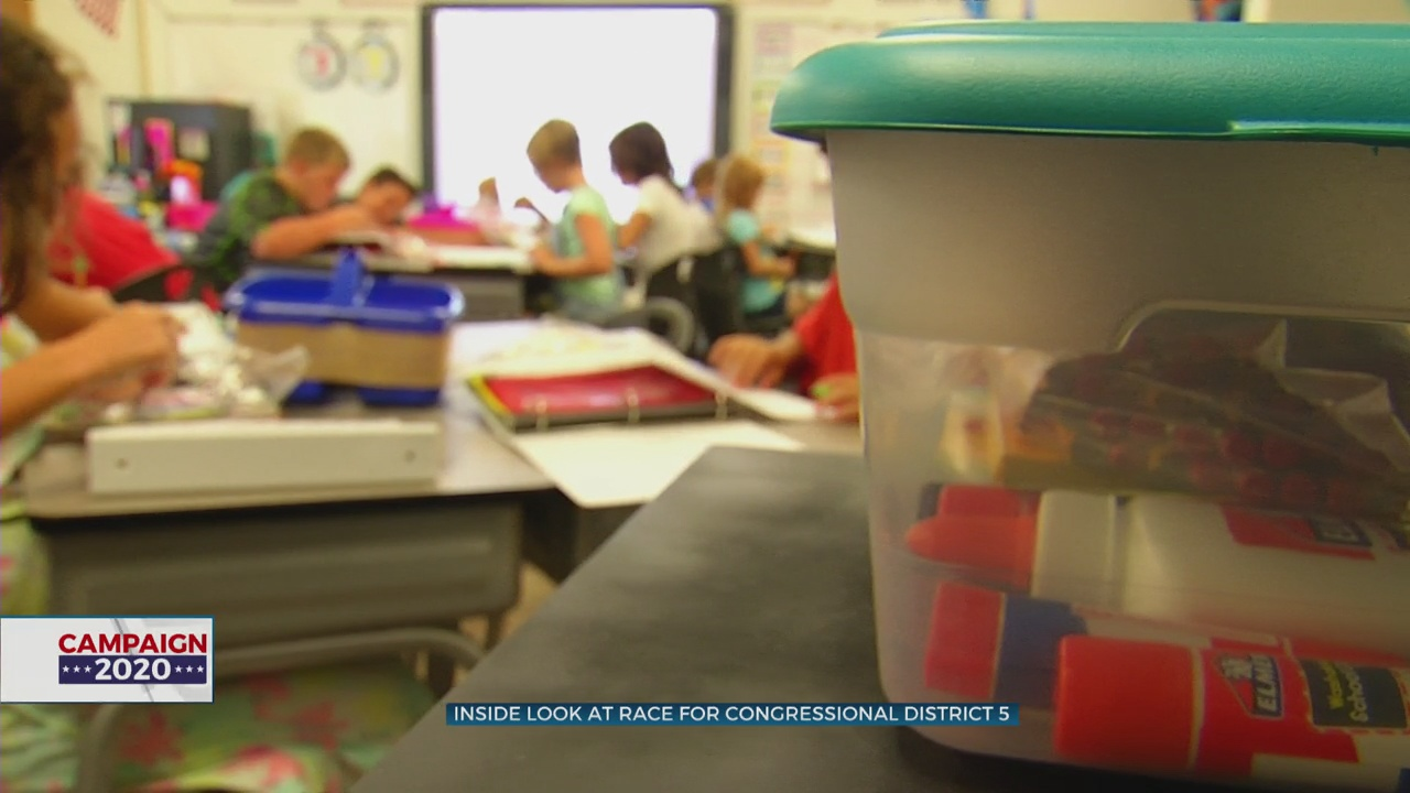 Congresswoman Horn Details Her Plan For Student Loan Debt, Education In Oklahoma