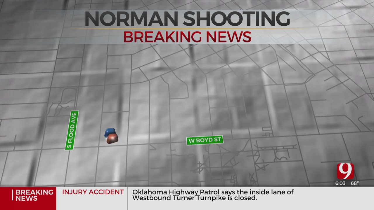 2 Taken To Hospital After Shooting In Norman
