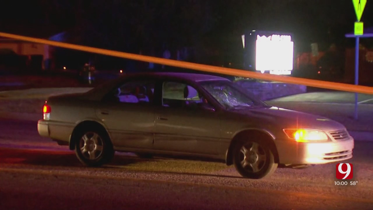 1 In Critical Condition After Being Hit By Car In SW OKC