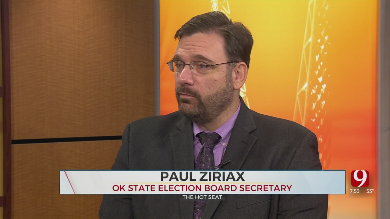 The Hot Seat: Are Mail-In Ballots Safe?