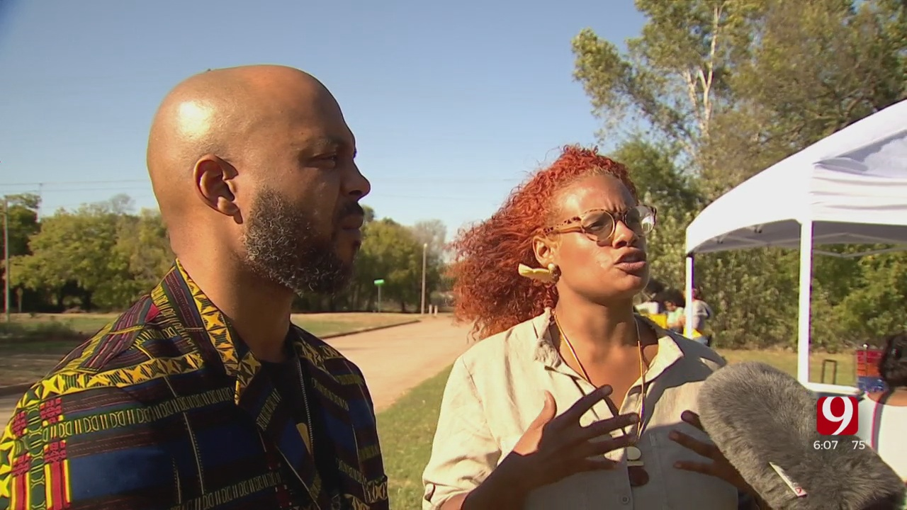 Organizers Prepare For First-Ever 'Afro-Ween'