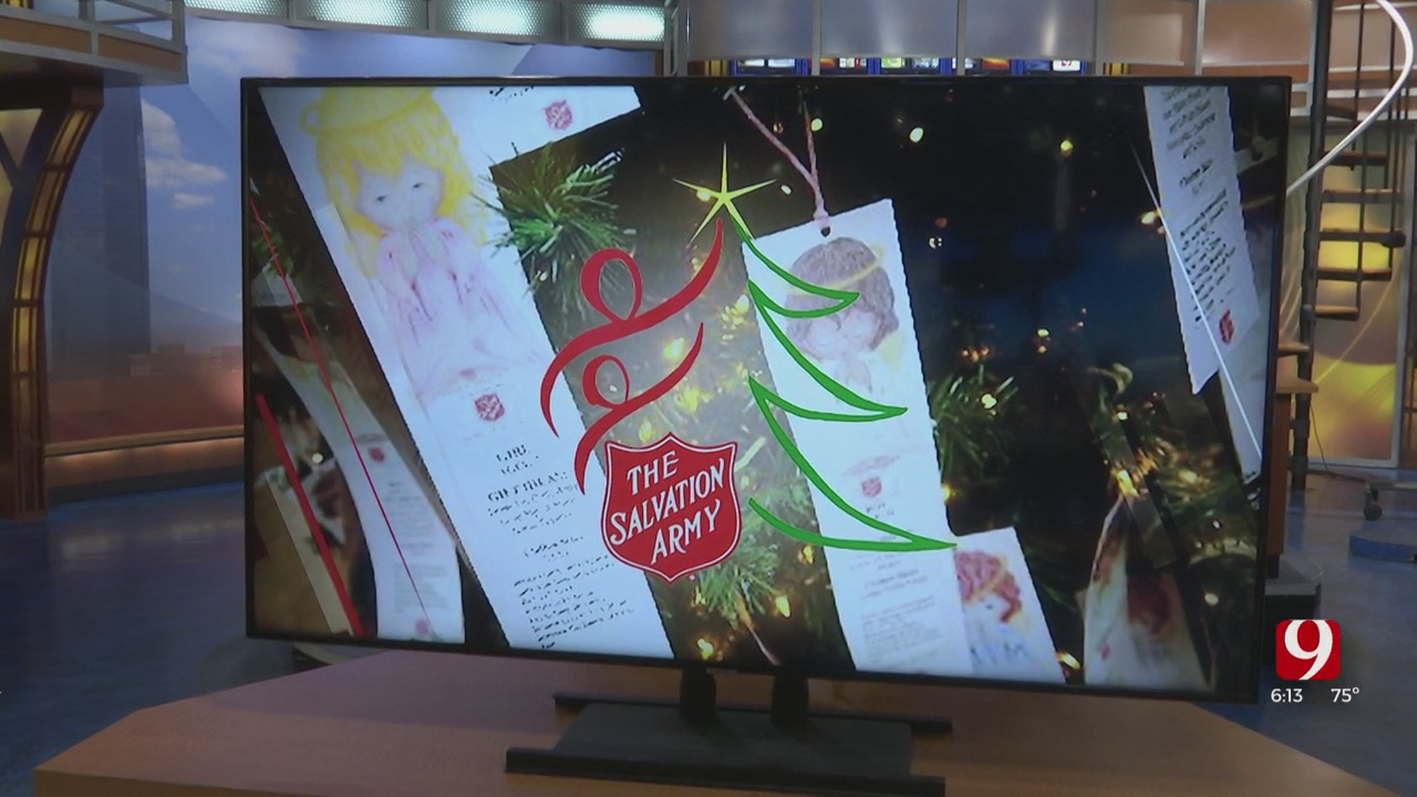 Pandemic Causes Salvation Army To Alter Angel Tree Program
