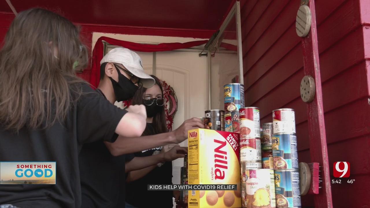 Three Siblings Help Yukon Community Experiencing Hardships Due To Pandemic