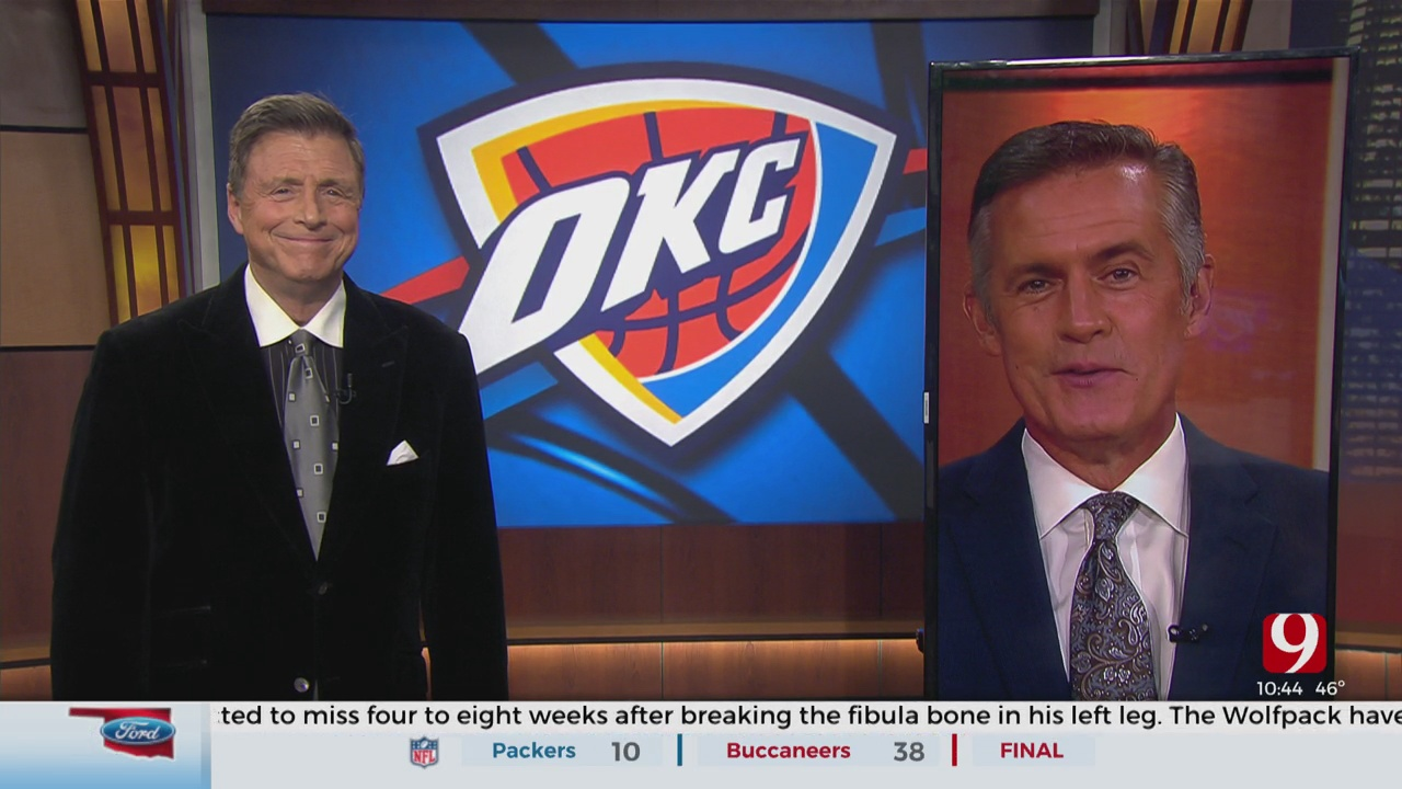 Dean And John Give Their Top Three Options For The Thunder Coaching Vacancy