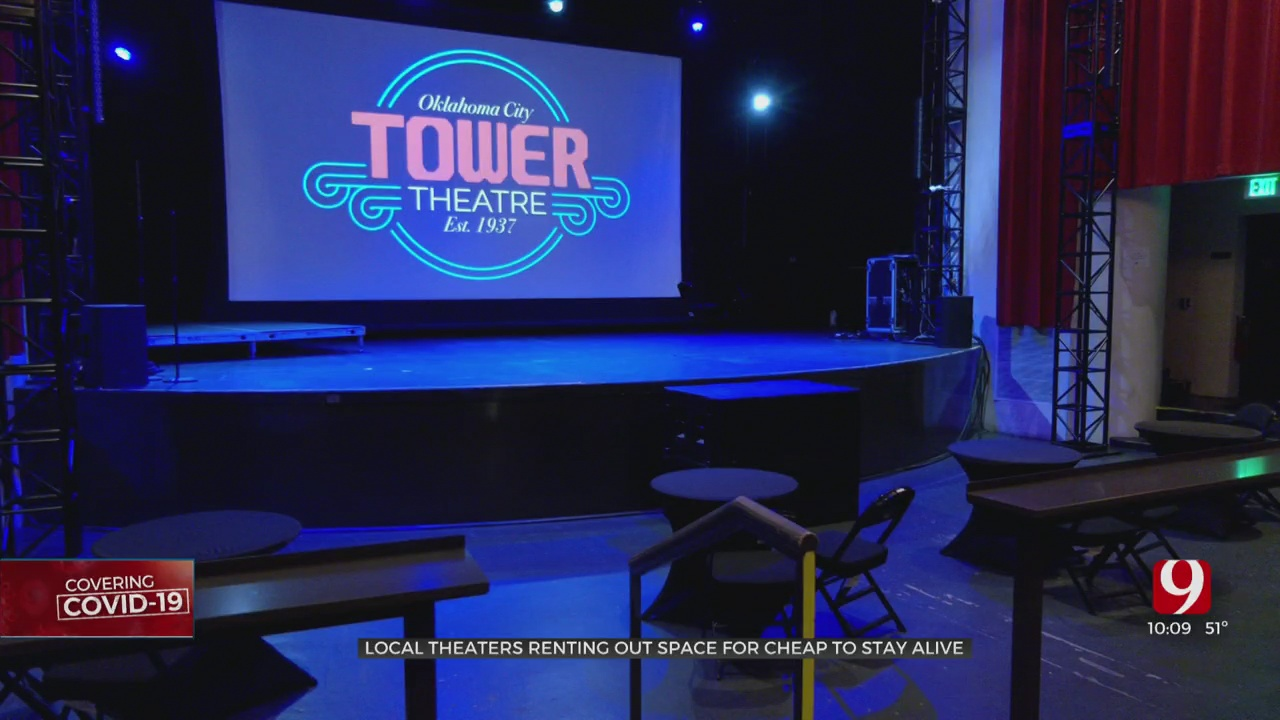 Rent-A-Theater: Oklahoma City Venues Offering Discounts For Private Shows