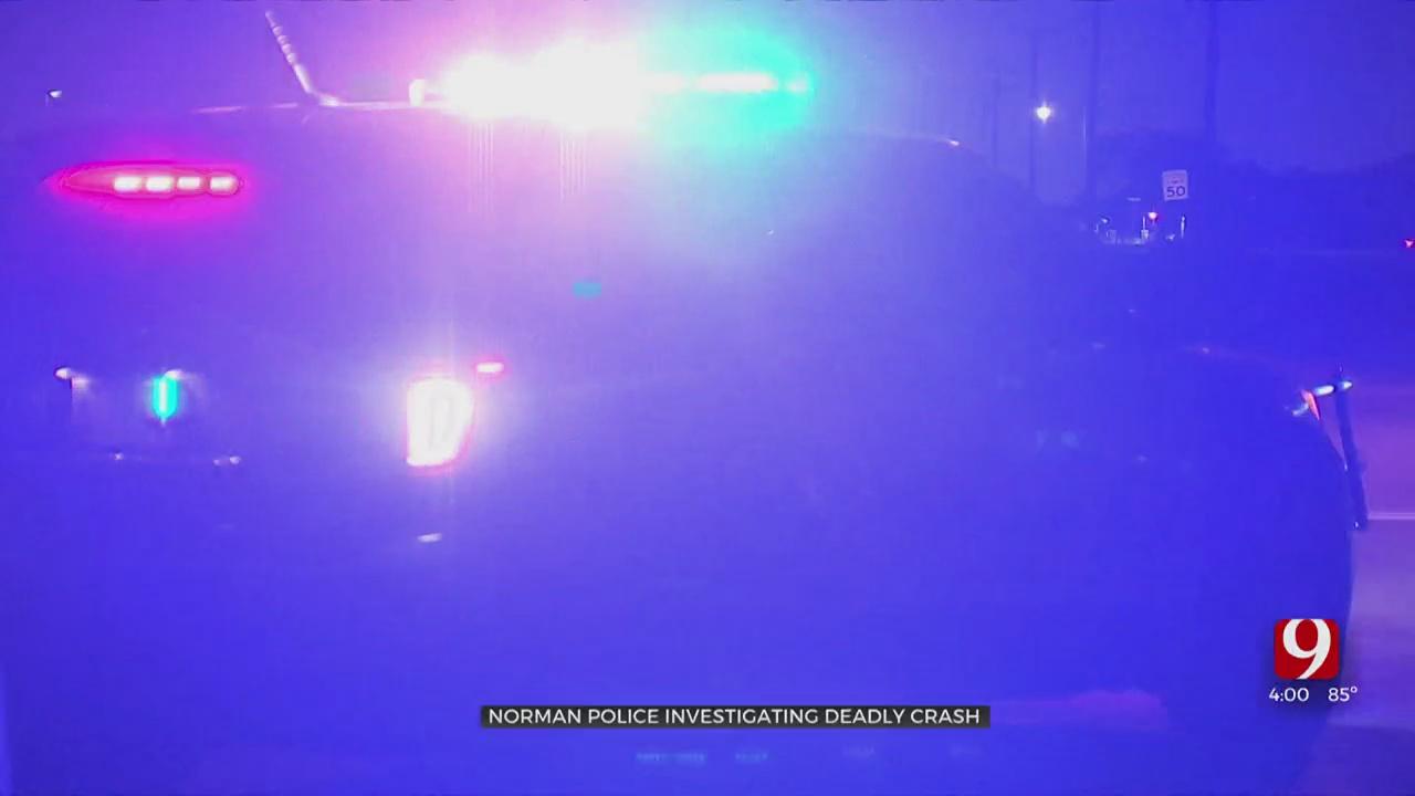 Norman Police Identify Man Killed In Auto-Pedestrian Crash