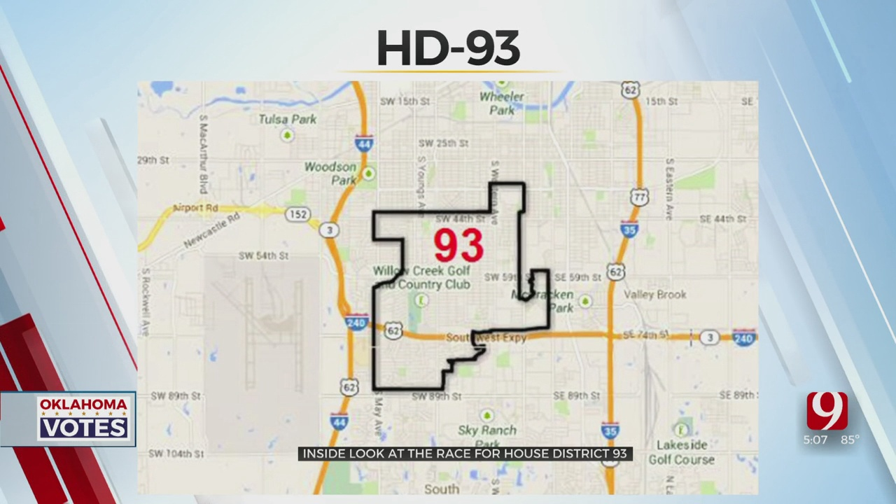 News 9's Inside Look At The Race For House District 93 In OKC