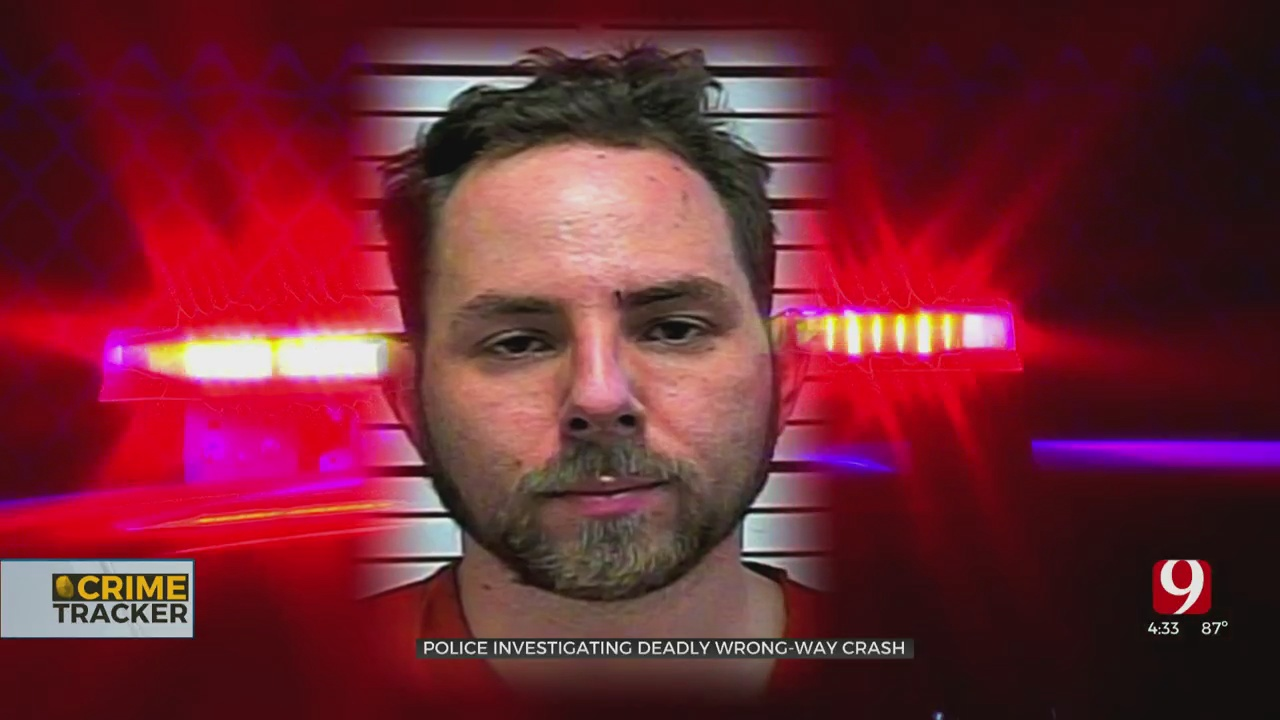 Police Identify Man Arrested In Wrong-Way Crash In Downtown OKC