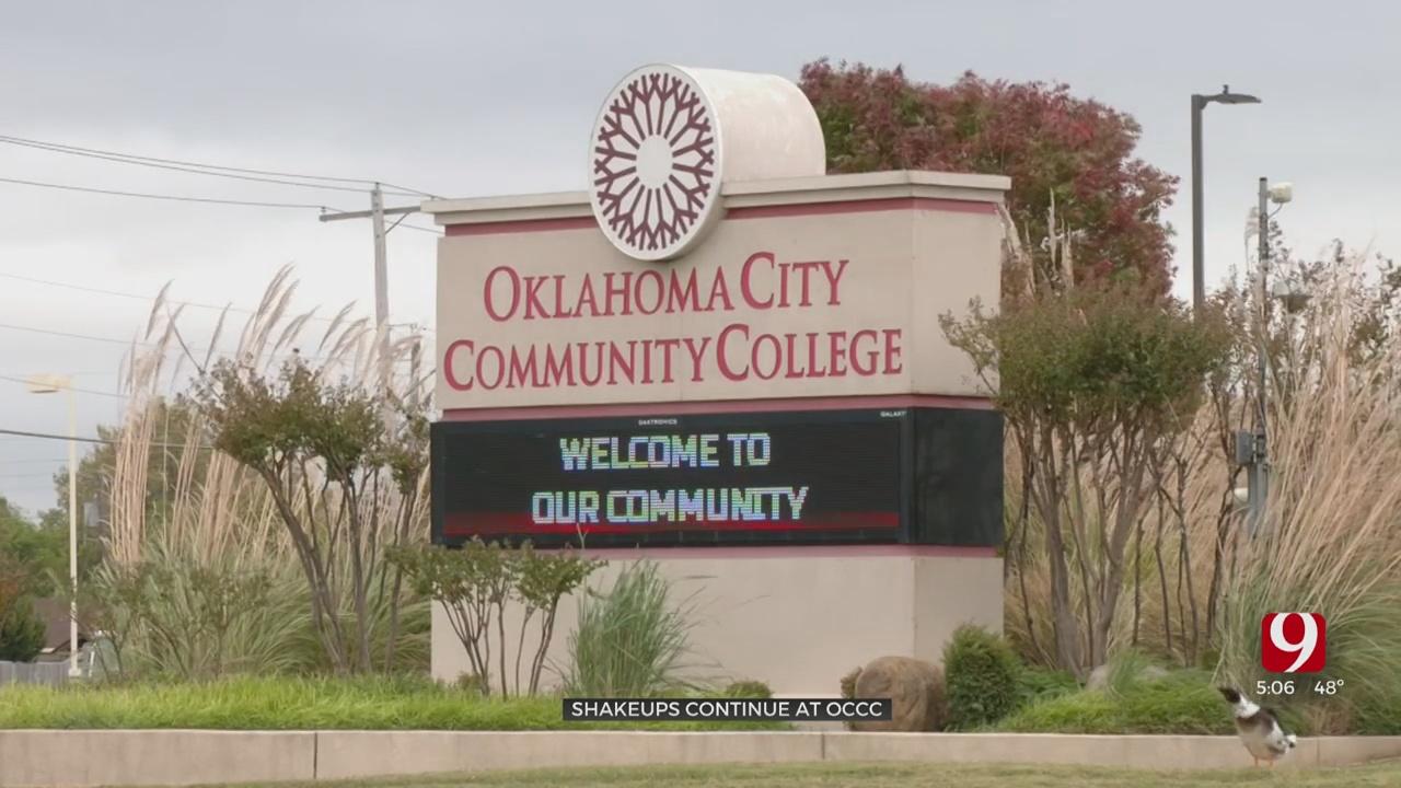 Administrative Shake-Ups Continue At OCCC