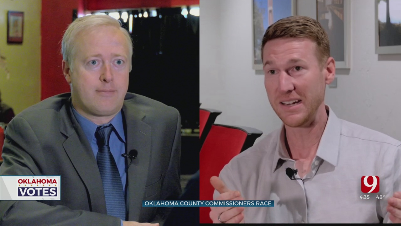 Maughan, Hicks Race To Determine Balance Of County Commission