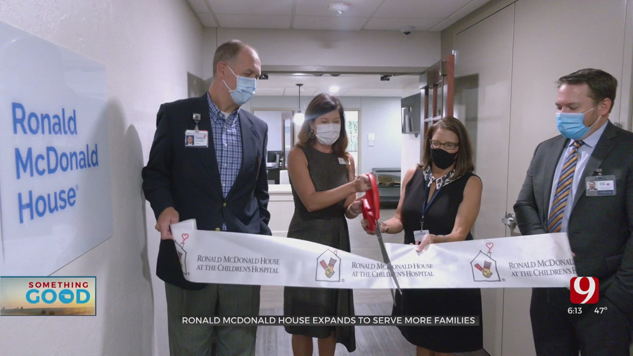 Ronald McDonald House Celebrates 40th Anniversary With 40 Rooms