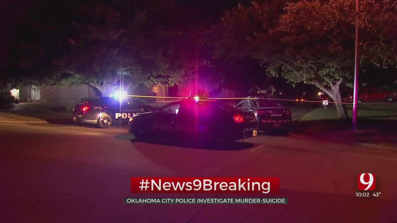OCPD: Husband Kills Wife, Himself In Possible Murder-Suicide In NW OKC