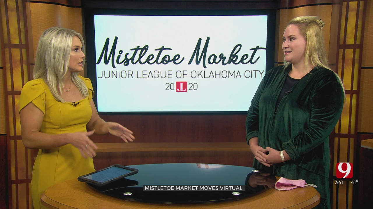 Mistletoe Market Moves To Virtual In 2020