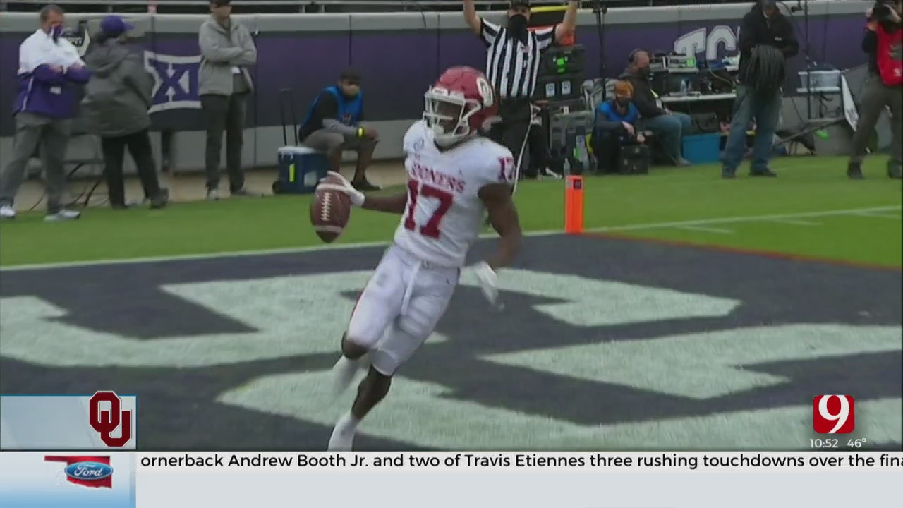 OU Wins Wire-To-Wire Against TCU On The Road