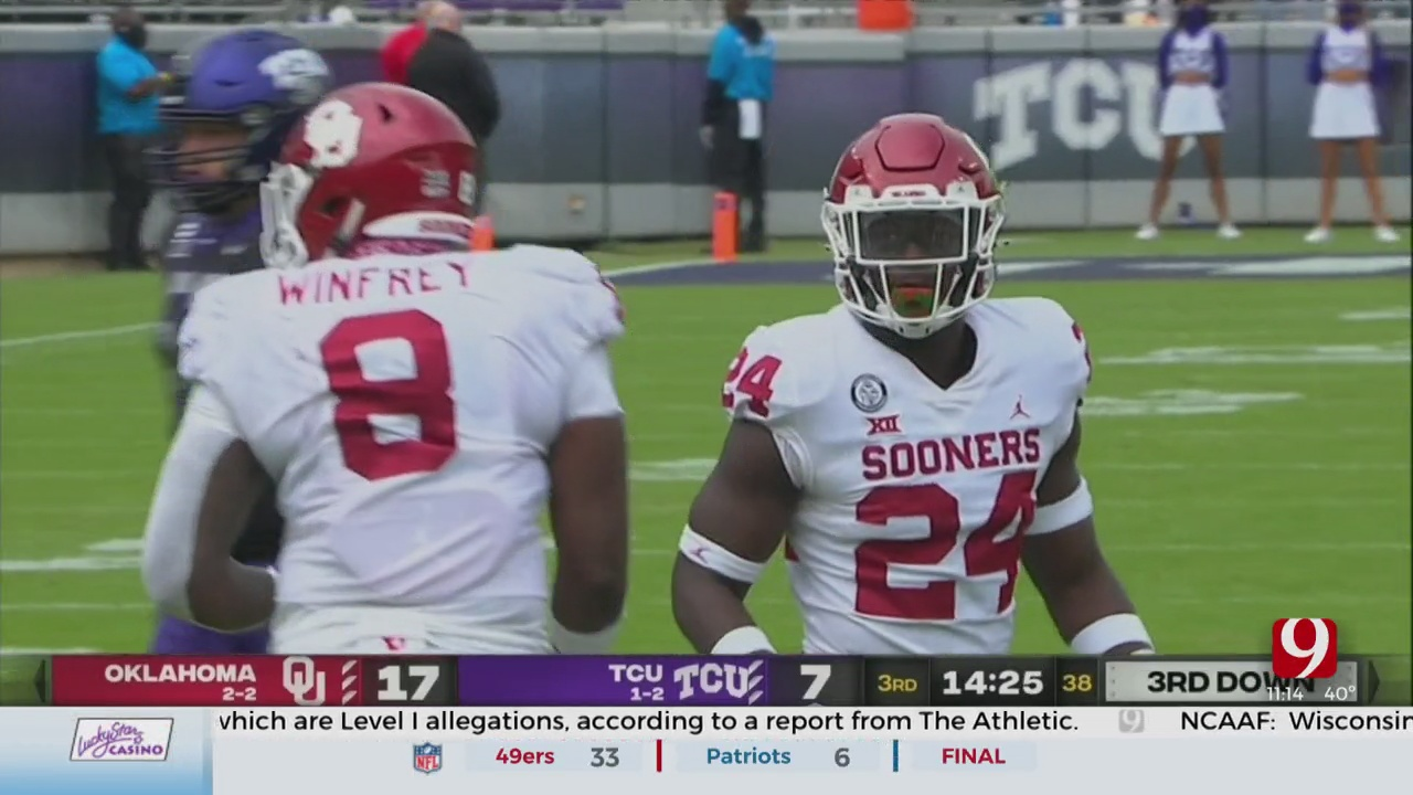 OU Breakdown: Sooners Beat TCU
