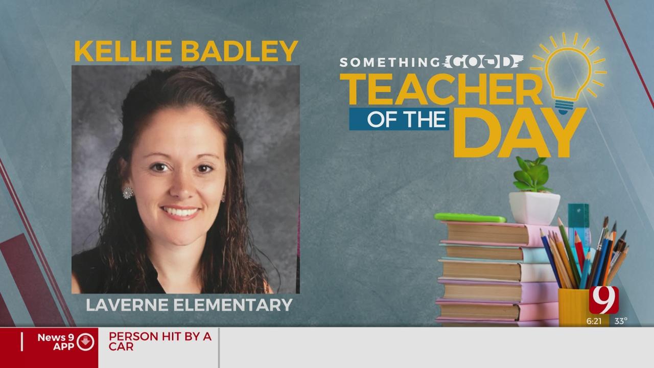 Teacher Of The Day: Kellie Badley