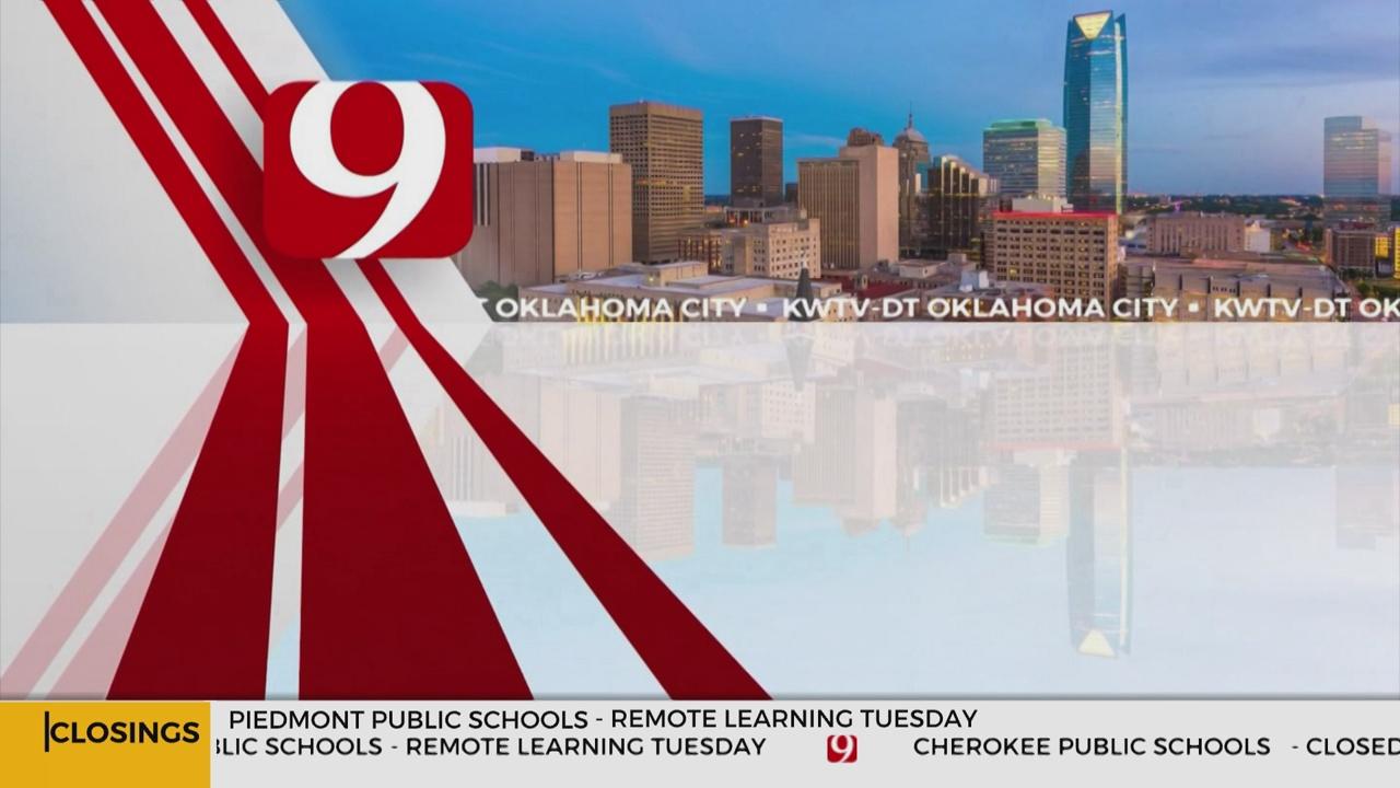 News 9 10 p.m. Newscast (October 26)