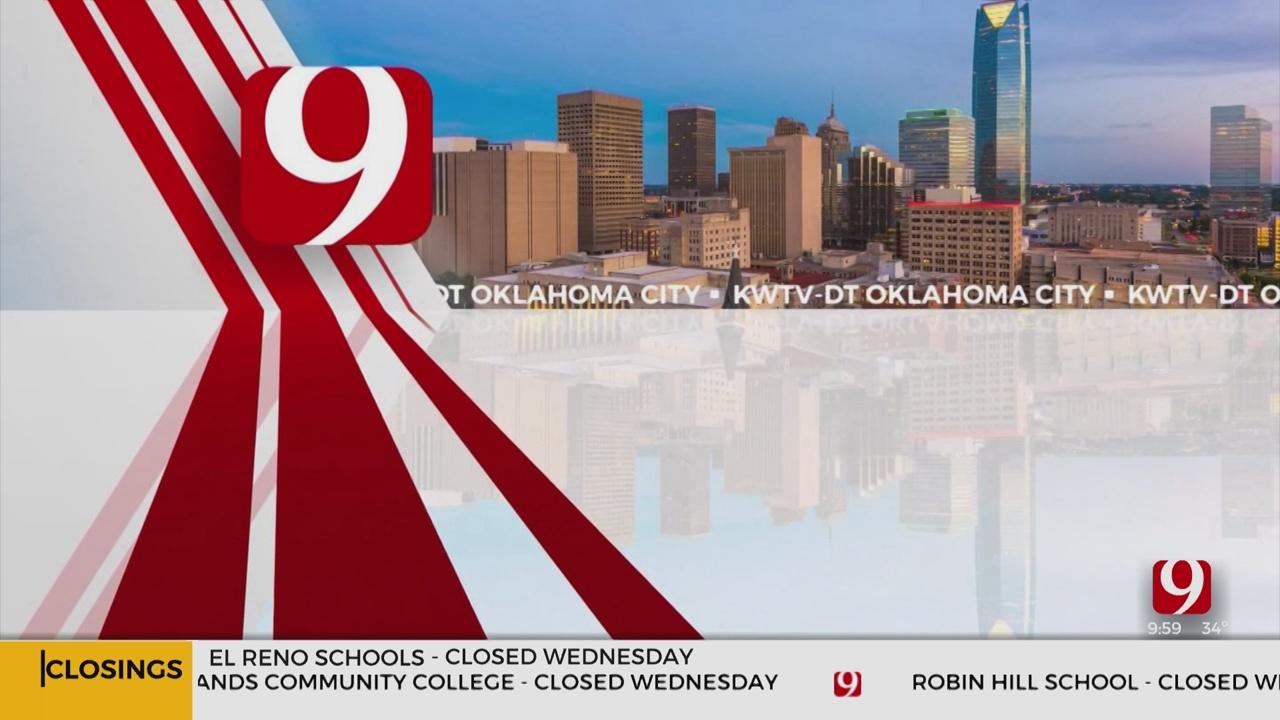 News 9 10 p.m. Newscast (October 27)