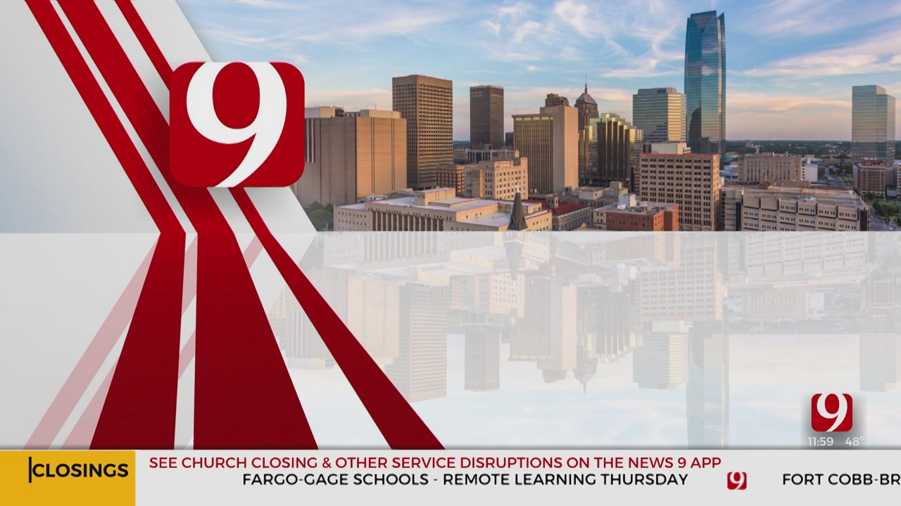 News 9 Noon Newscast (October 29)