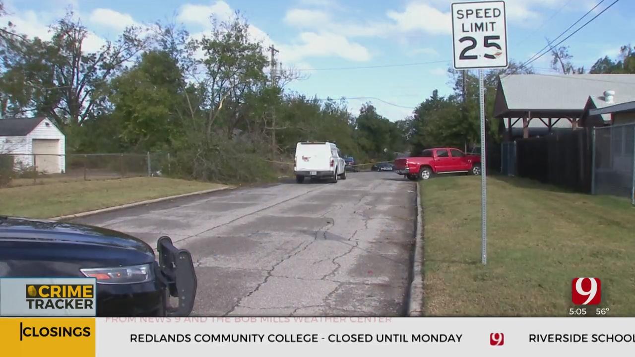 NW OKC Homeowner Shoots, Kills Alleged Intruder