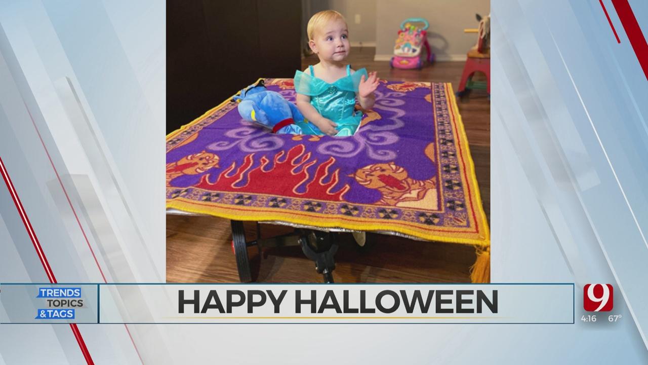 WATCH: News 9 Kids Show Off Their Halloween Costumes