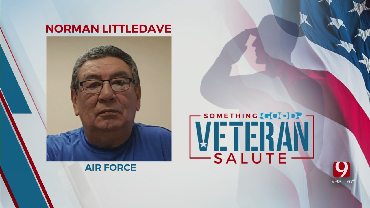 Veteran Salute: Norman Littledave