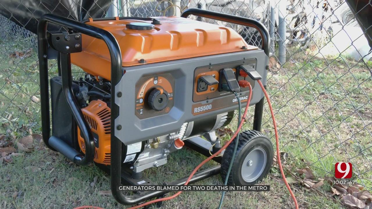Generator Danger: Fire, Medical Officials Put Out Warning After Carbon Monoxide Deaths