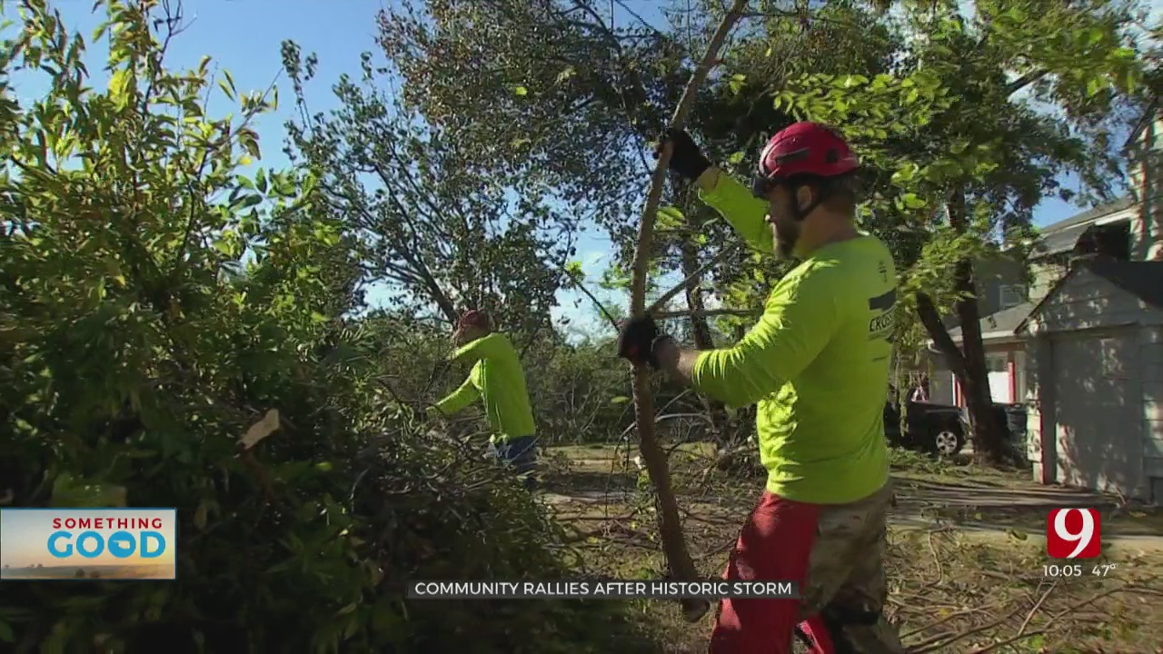 Crossings Community Church Providing Disaster Relief To Those In Need