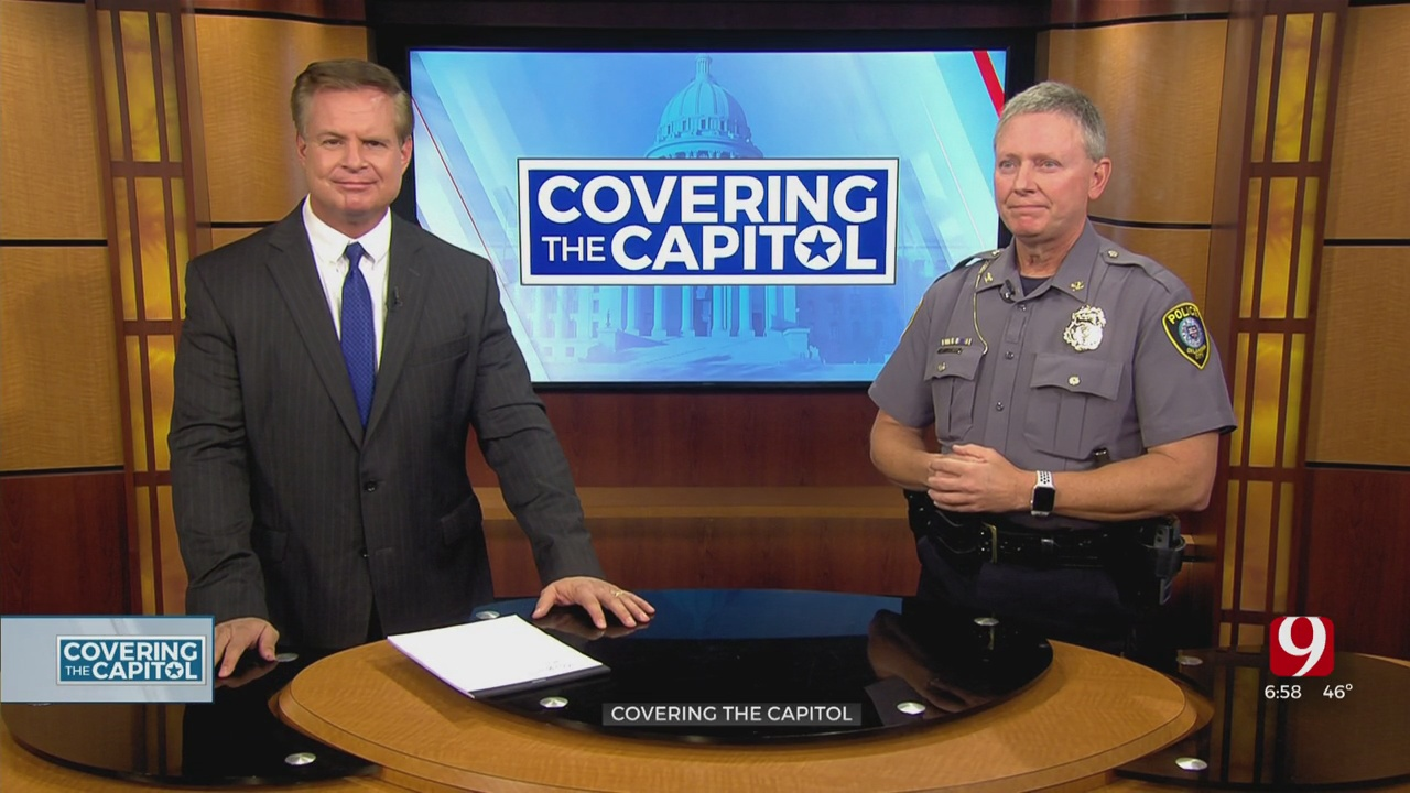 Covering The Capitol: Concerns Over State Question 805