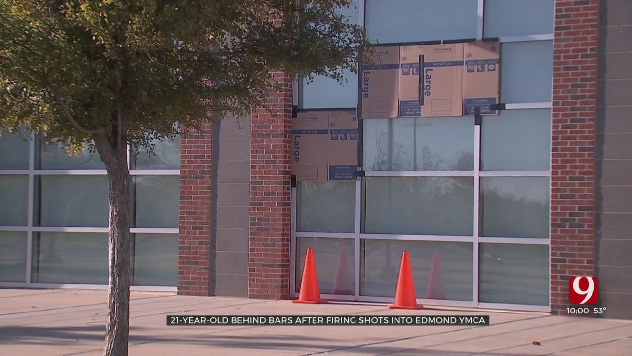 Edmond Police Arrest Man After Shots Fired Near Mitch Park