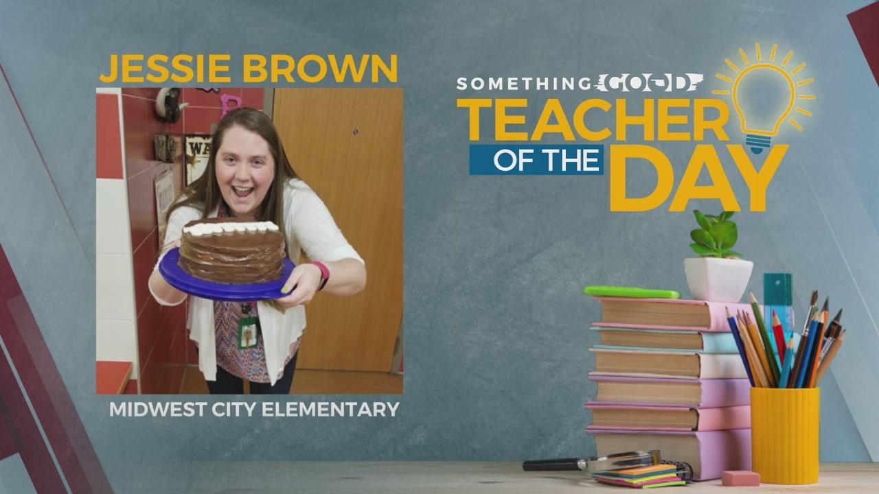 Teacher Of The Day: Jessie Brown