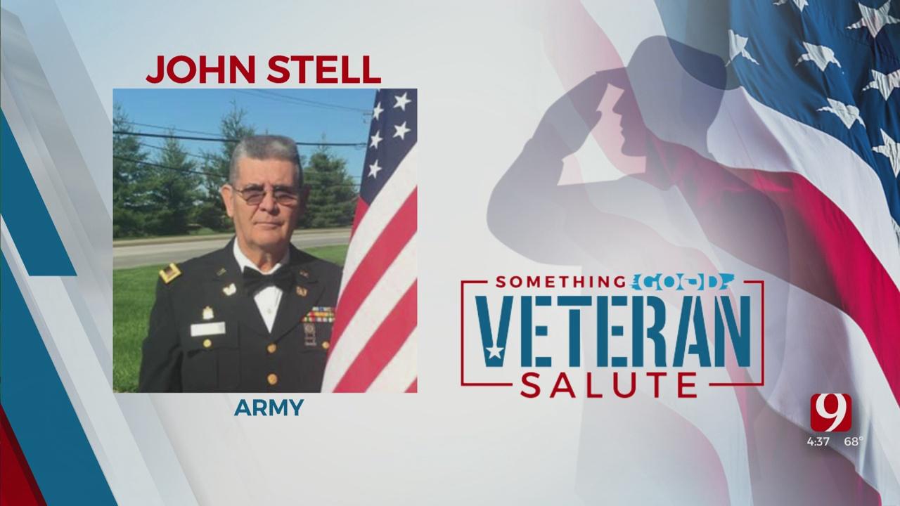Veteran Salute: John Stell