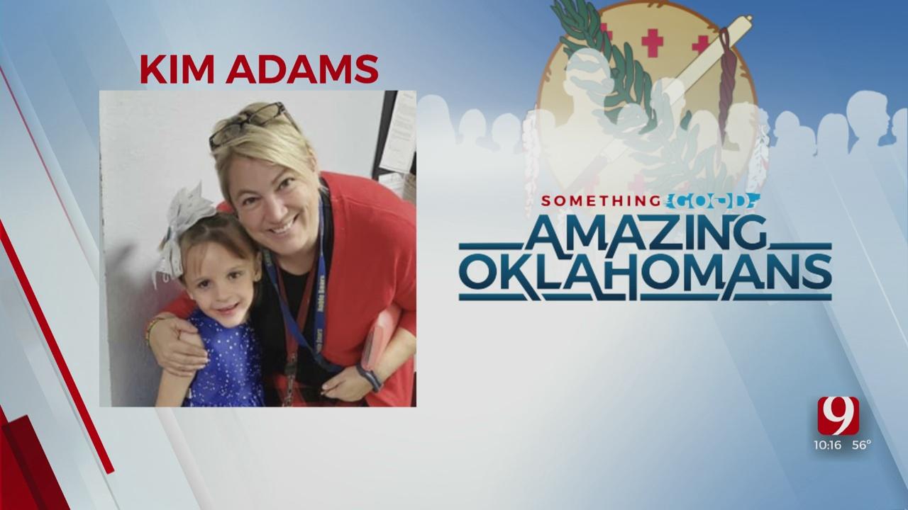 Amazing Oklahoman: Kim Adams Helping Girls Build Self-Confidence