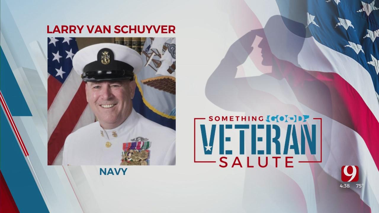 Veteran Salute: Larry Van Schuyver