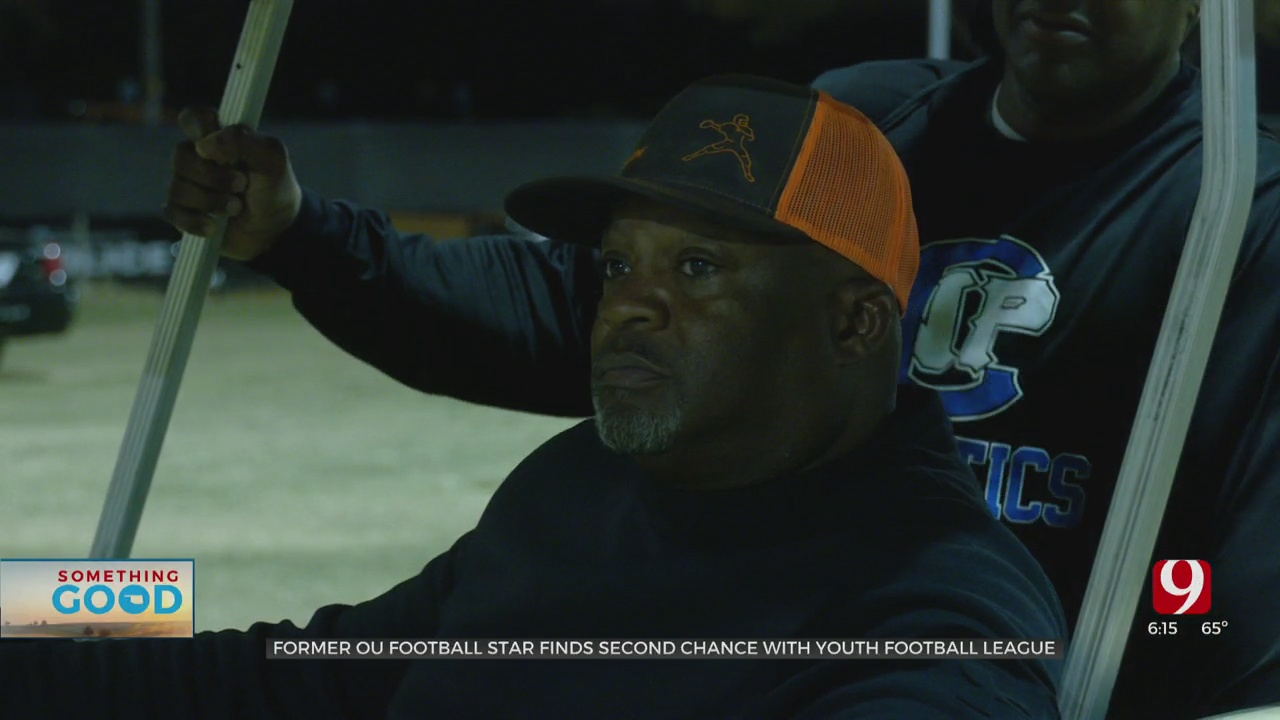 Yard By Yard, Charles Thompson Helping OKC Youth