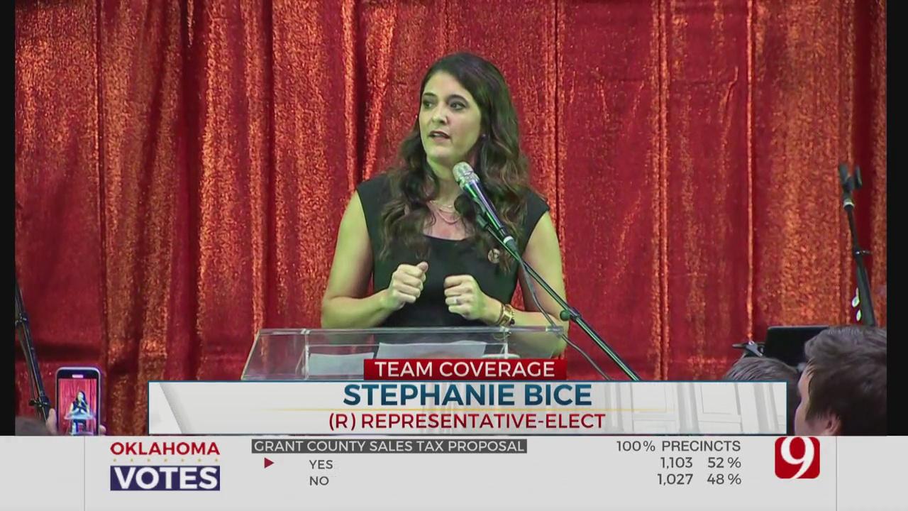 Stephanie Bice Wins Oklahoma's 5th Congressional District