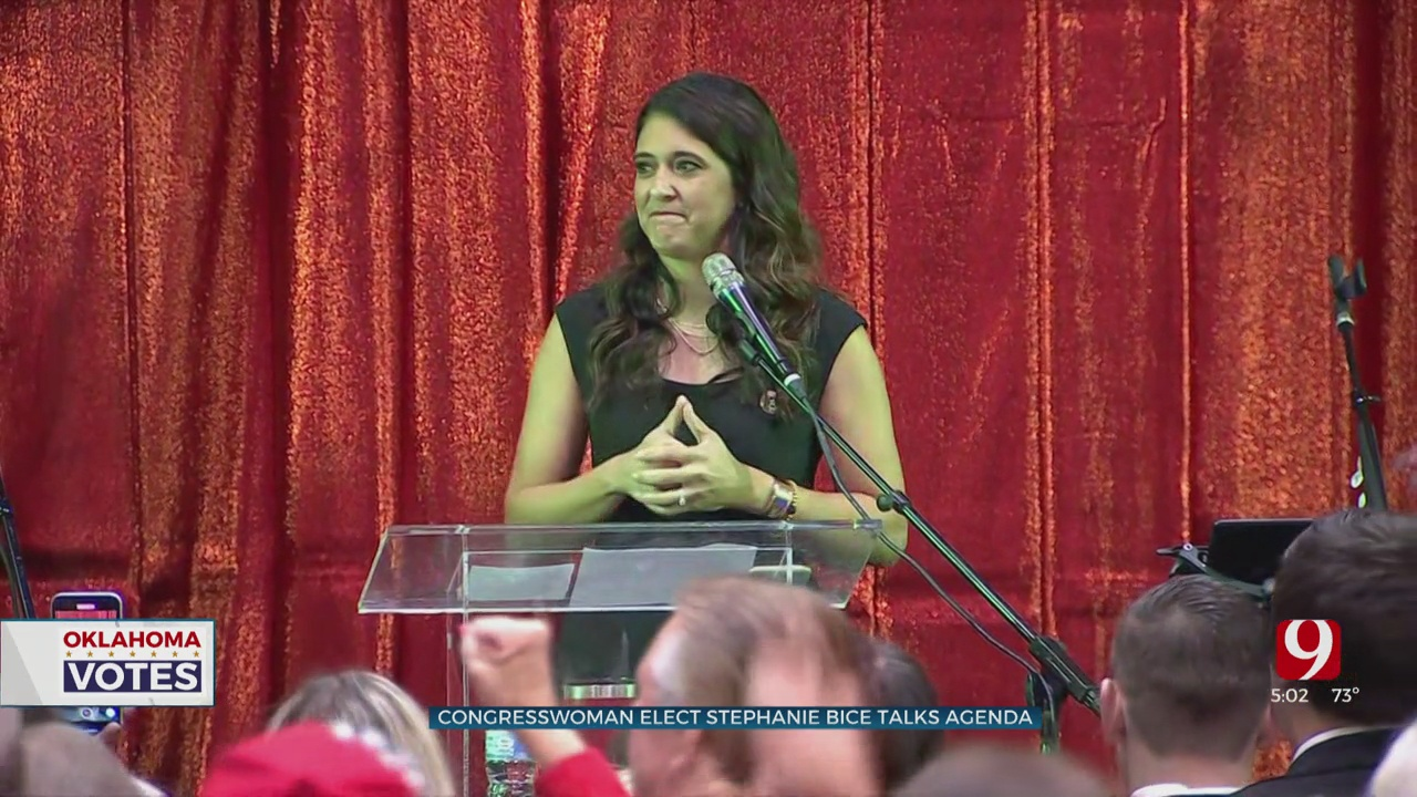 Congresswoman-Elect Stephanie Bice Reflects On Campaign Following Victory