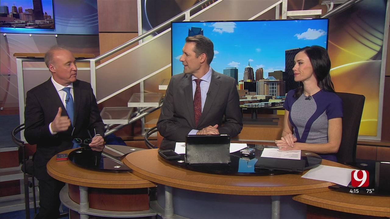 News 9 4 p.m. Newscast (Nov. 5)