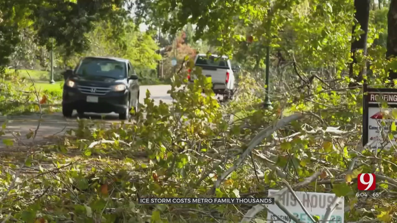 Oklahomans Continue To Struggle Without Electricity