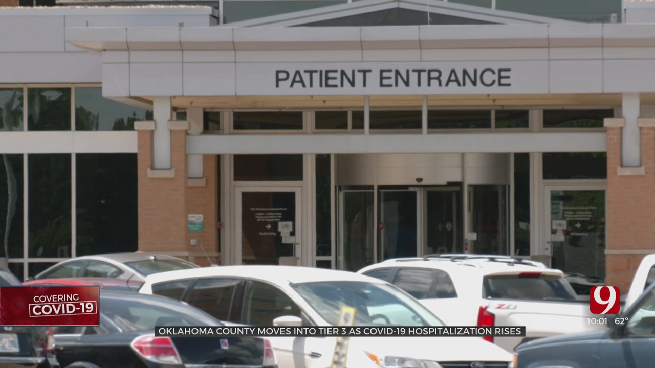 Gov. Stitt, OHA Hold Off On Halting Certain Surgeries As COVID-19 Cases Rise
