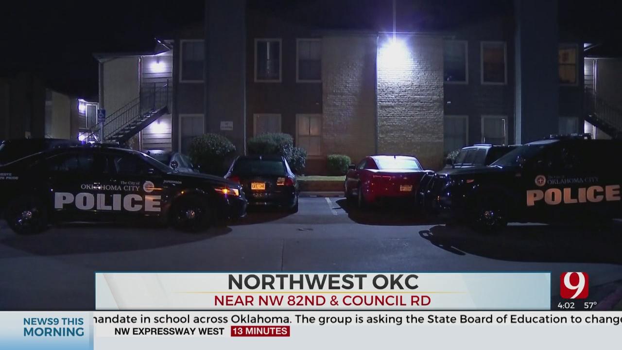 2 Minors In Custody, Third On The Run After Overnight Joyride In OKC