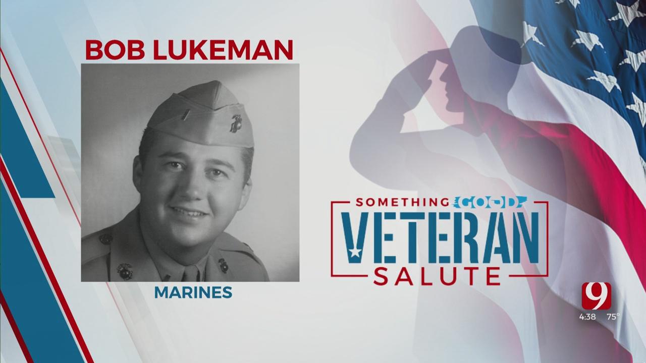 Veteran Salute: Bob Lukeman