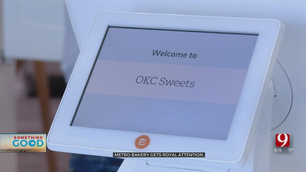 OKC Baker Gets The Royal Treatment