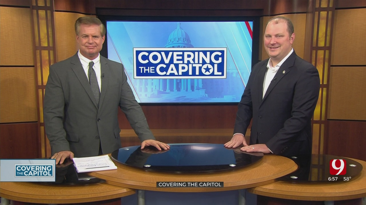 Covering The Capitol: Oklahoma's Next Legislative Session & State Question Results