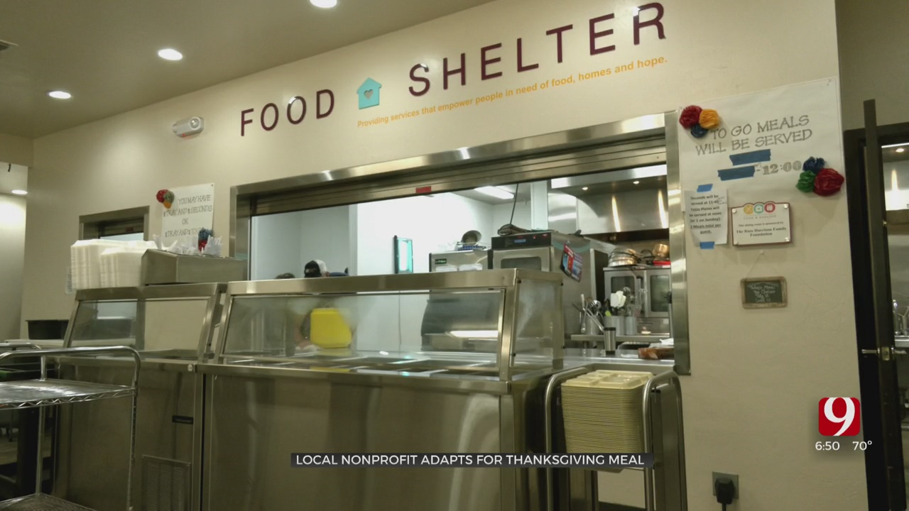 Norman Nonprofit Prepares For First Thanksgiving During Pandemic