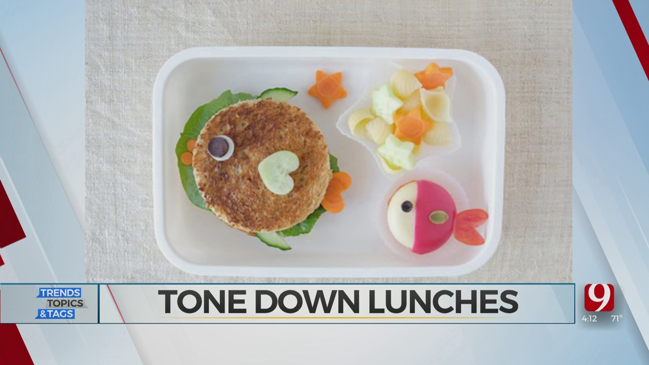 Trends, Topics & Tags: Elaborate Lunches?